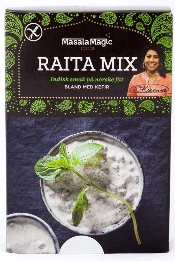 Raita mix